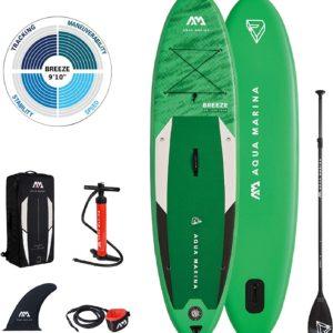 Aqua Marina SUP Board Set Breeze