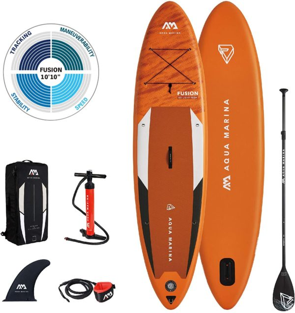 Aqua Marina SUP Board Set Fusion