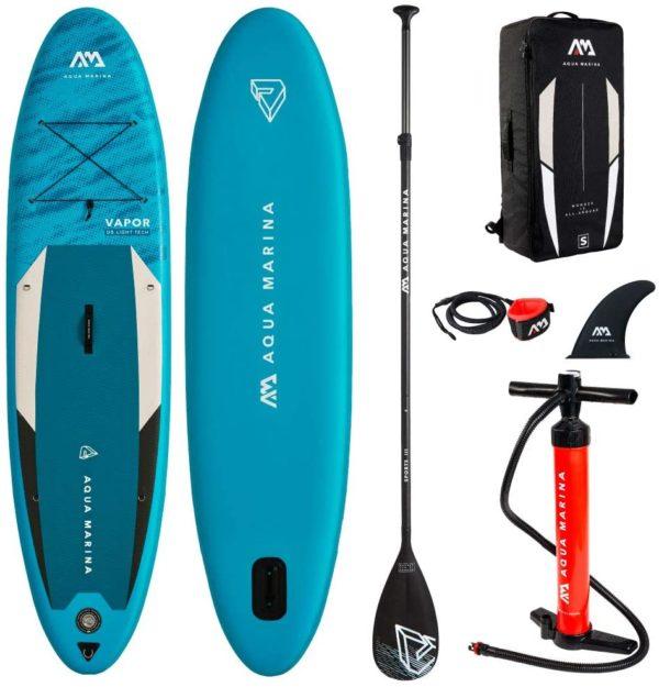 Aqua Marina SUP board set vapor