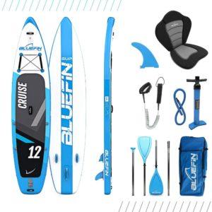 Bluefin SUP board set cruise 12