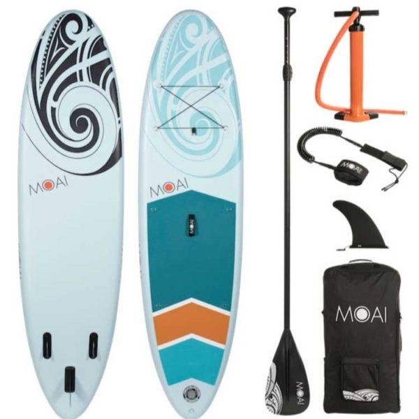 MOAI sup board set 10.6