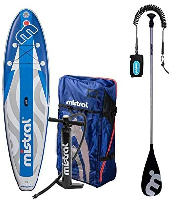 Mistral sup board set adventure 10.5