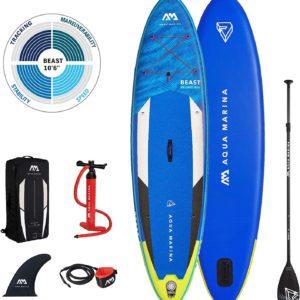 Aqua Marina SUP Board Set Beast