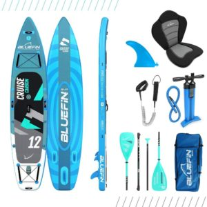 Bluefin Sup Board Set Cruise Carbon 12