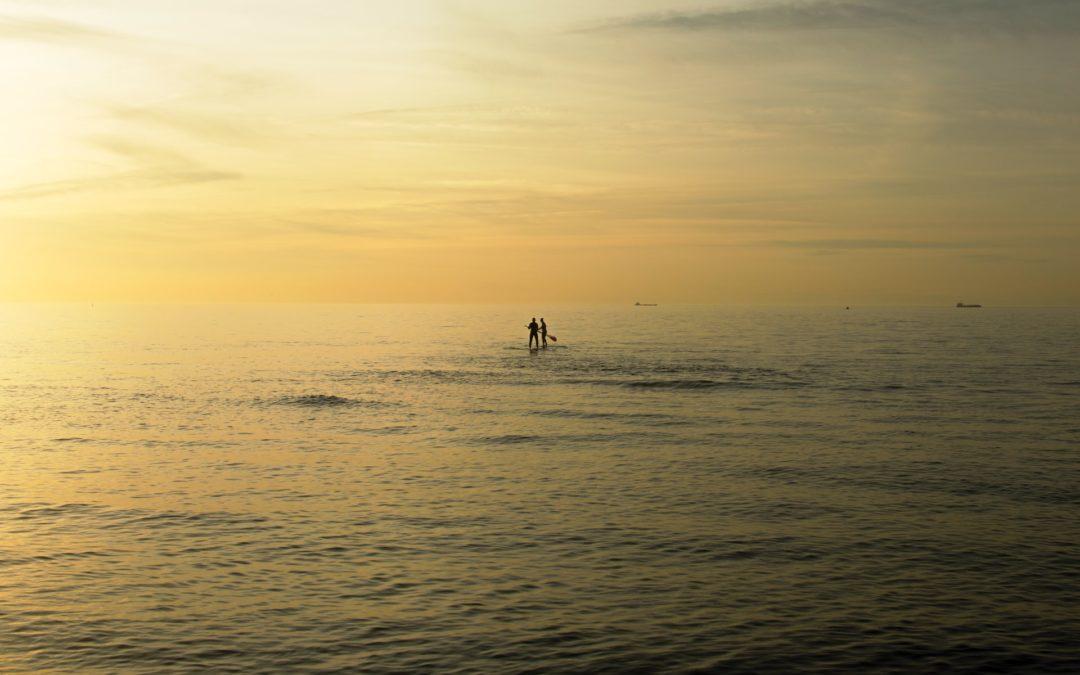 Suppen op Zee: 5 tips om goed voorbereid het water op te gaan!