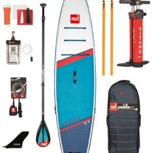 Red Paddle sup board set sport 11.3